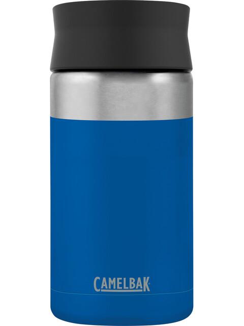 CamelBak Hot Cap Vacuum Insulated Stainless Bottle 400ml cobalt